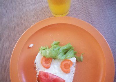 Janez Rus 1.a - zdrav zajtrk