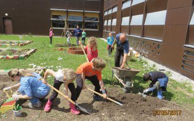 Glasujte za ime našega šolskega vrta