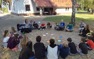 Tabor Spleti in razširi socialno mrežo – tabor za učence 6. razredov