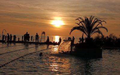 Plavalna šola v naravi – Debeli rtič 2018