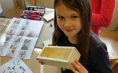 TD Obdelava lesnih in papirnatih gradiv 4. razred