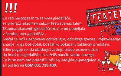 KD Janez Jelen – Teater