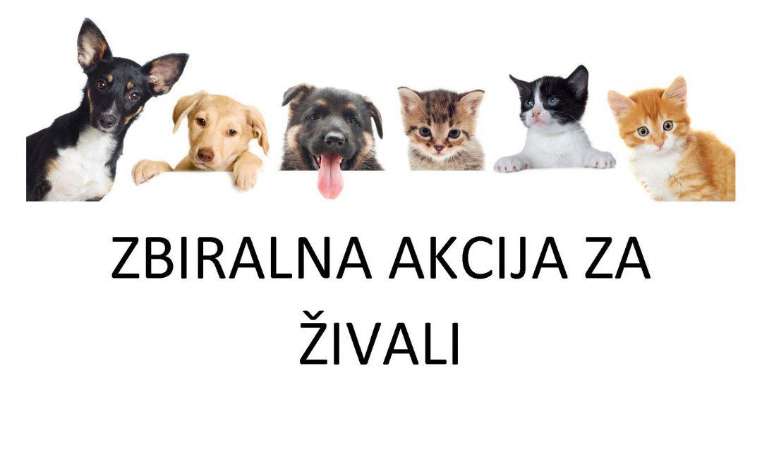 Rezultat iskanja slik za zbiralna akcija za živali